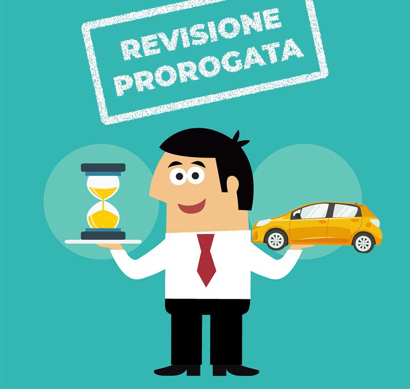 Proroga della Revisione Auto e DL Semplificazioni - Winnerland