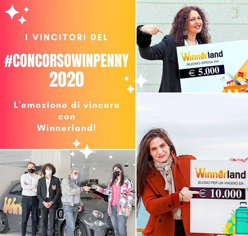 Superpremi Winpenny 2020  Winnerland