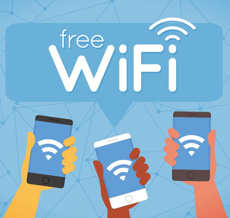 WiFi pubblico gratuito   Winnerland